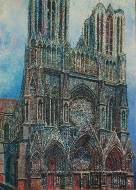 Reims Cathedral (Cобор в Реймсе)