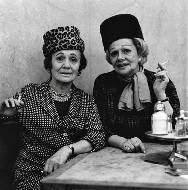 Two ladies at the automat, N. Y. C.
